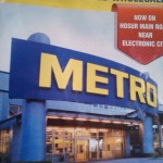 metro electronic city